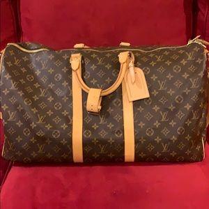 LV monogram Duffle bag